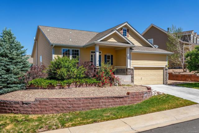 1155 Purple Sage Loop, Castle Rock, CO 80104 (#5443332) :: The Peak Properties Group