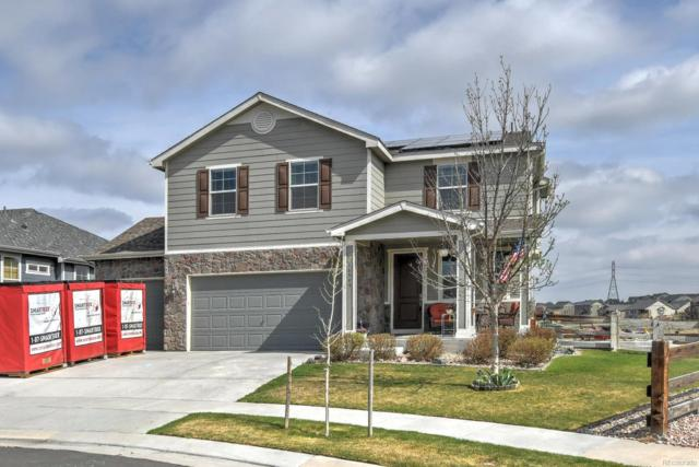 16589 E 99th Way, Commerce City, CO 80022 (MLS #5443613) :: 8z Real Estate