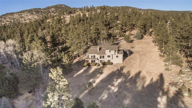 56 Oak Way, Evergreen, CO 80439 (MLS #5443761) :: 8z Real Estate
