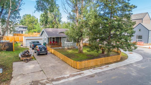 999 Depew Street, Lakewood, CO 80214 (#5443877) :: The Griffith Home Team