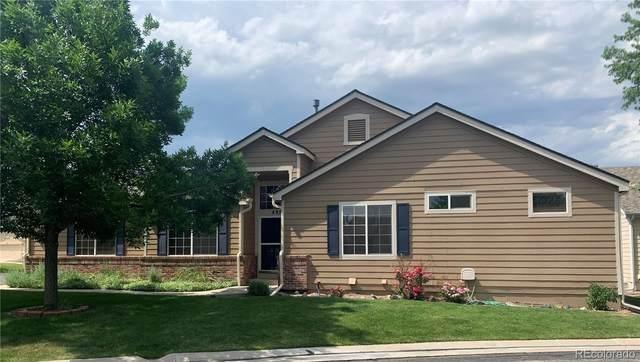 4956 S Oak Court, Littleton, CO 80127 (#5444501) :: Venterra Real Estate LLC