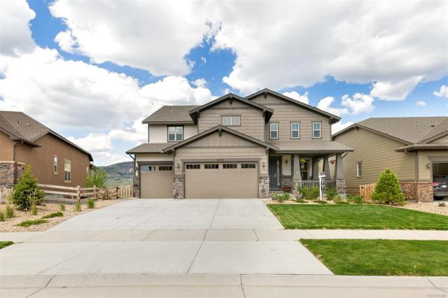 8783 Flattop Street, Arvada, CO 80007 (#5444842) :: The HomeSmiths Team - Keller Williams