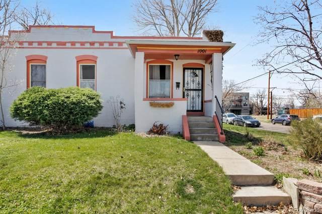 1001 S Pennsylvania Street, Denver, CO 80209 (MLS #5445177) :: 8z Real Estate