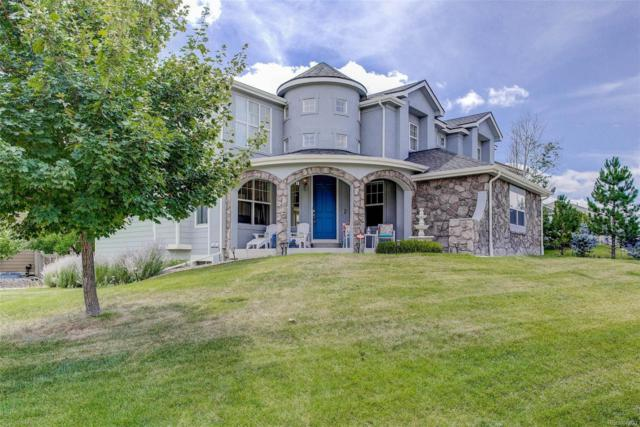 11446 Canterberry Lane, Parker, CO 80138 (#5445322) :: The Peak Properties Group