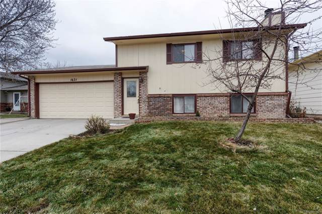 1621 Diana Drive, Loveland, CO 80537 (#5445700) :: The DeGrood Team
