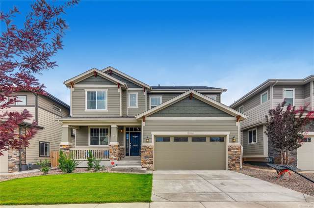 15966 E 118th Place, Commerce City, CO 80022 (#5445737) :: Arnie Stein Team | RE/MAX Masters Millennium