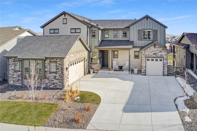 8206 Superior Circle, Littleton, CO 80125 (#5445805) :: The Harling Team @ HomeSmart