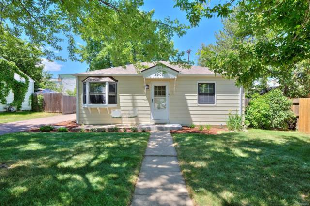 2901 S Bellaire Street, Denver, CO 80222 (#5446084) :: Bring Home Denver with Keller Williams Downtown Realty LLC