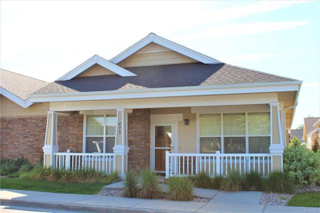 4751 Pleasant Oak Drive C73, Fort Collins, CO 80525 (MLS #5446342) :: 8z Real Estate