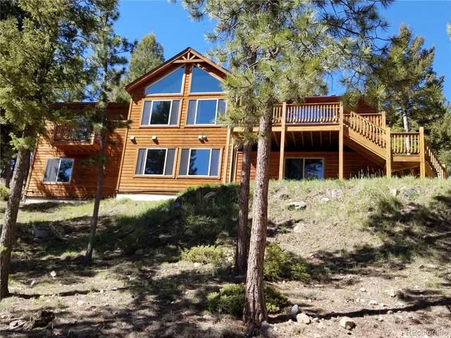 13755 Shiloh Drive, Conifer, CO 80433 (#5446410) :: Finch & Gable Real Estate Co.