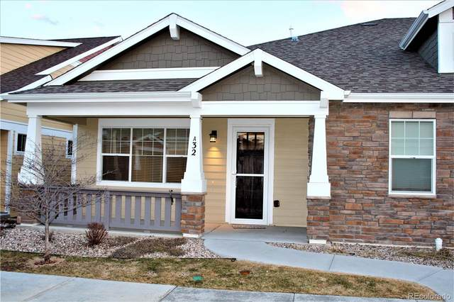 4751 Pleasant Oak Drive A32, Fort Collins, CO 80525 (MLS #5446700) :: 8z Real Estate