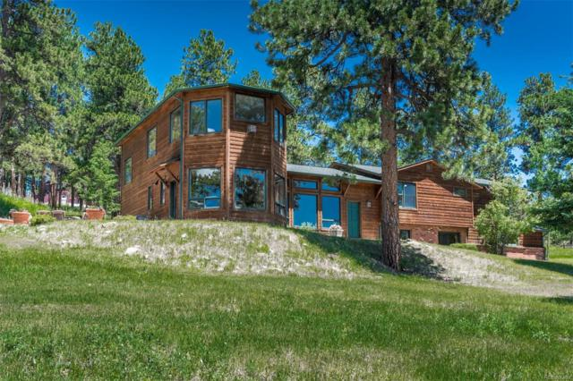 5809 Lone Peak Drive, Evergreen, CO 80439 (#5447237) :: The Pete Cook Home Group