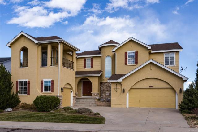 2807 Timberchase Trail, Highlands Ranch, CO 80126 (#5447334) :: The Peak Properties Group