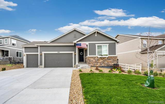 2749 Echo Park Drive, Castle Rock, CO 80104 (#5447624) :: The Griffith Home Team
