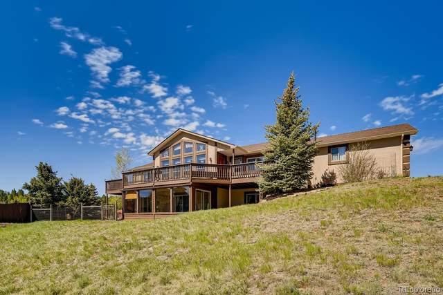 1588 Spring Valley Drive, Divide, CO 80814 (MLS #5447657) :: 8z Real Estate