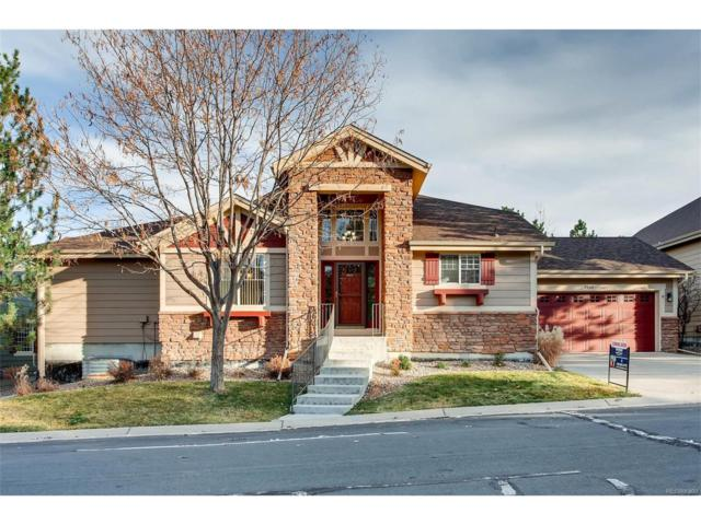 9800 S Johnson Street, Littleton, CO 80127 (#5447875) :: The Peak Properties Group