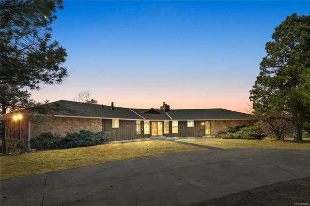 9946 Hilltop Road, Parker, CO 80134 (#5448156) :: The Peak Properties Group