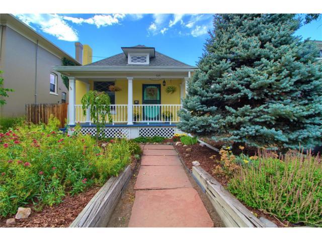 515 S Lincoln Street, Denver, CO 80209 (#5448181) :: Wisdom Real Estate