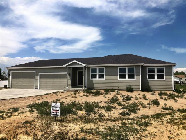425 Foxtail Drive, Hudson, CO 80642 (#5448792) :: The DeGrood Team