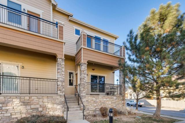 11250 Florence Street 15A, Commerce City, CO 80640 (#5448902) :: The Peak Properties Group