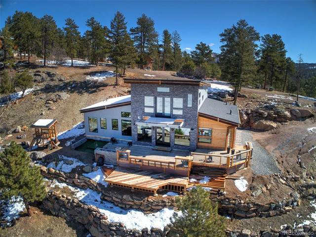 21422 Spinning Wheel Trail, Morrison, CO 80465 (MLS #5448941) :: 8z Real Estate