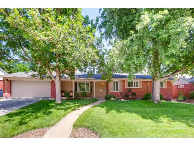 3202 S Josephine Street, Denver, CO 80210 (MLS #5449090) :: 8z Real Estate