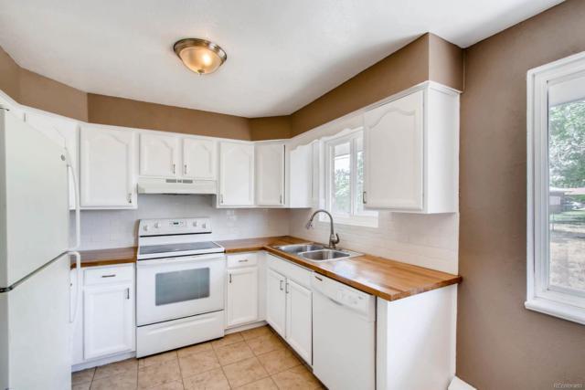 4763 Everett Court, Wheat Ridge, CO 80033 (#5449100) :: The Peak Properties Group