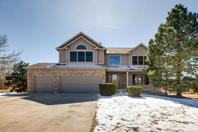 15295 Jessie Drive, Colorado Springs, CO 80921 (#5449314) :: The Pete Cook Home Group
