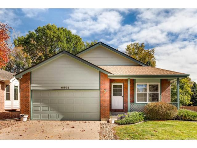 6506 Pierson Street, Arvada, CO 80004 (MLS #5449369) :: 8z Real Estate