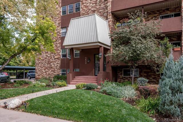 252 N Pennsylvania Street #503, Denver, CO 80203 (#5449844) :: Own-Sweethome Team