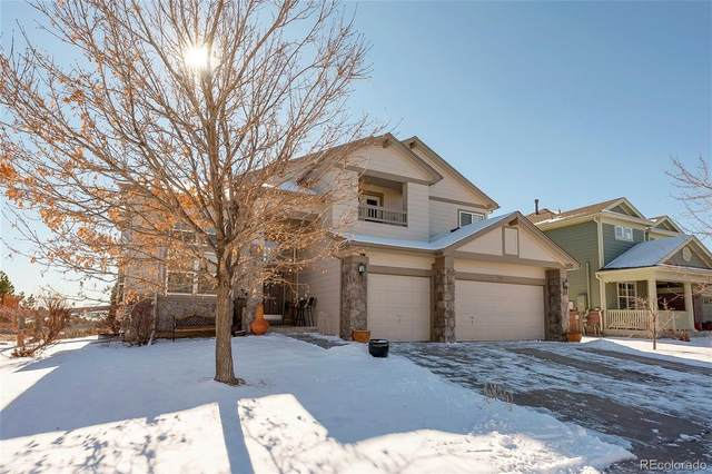 6788 Solana Drive, Castle Pines, CO 80108 (#5449926) :: Chateaux Realty Group