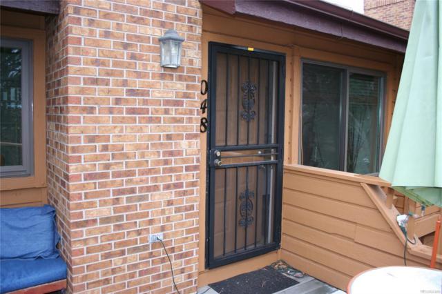 9400 E Iliff Avenue #48, Denver, CO 80231 (#5450045) :: Wisdom Real Estate