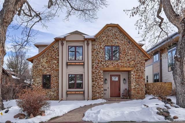 1158 S York Street, Denver, CO 80210 (#5450159) :: Wisdom Real Estate