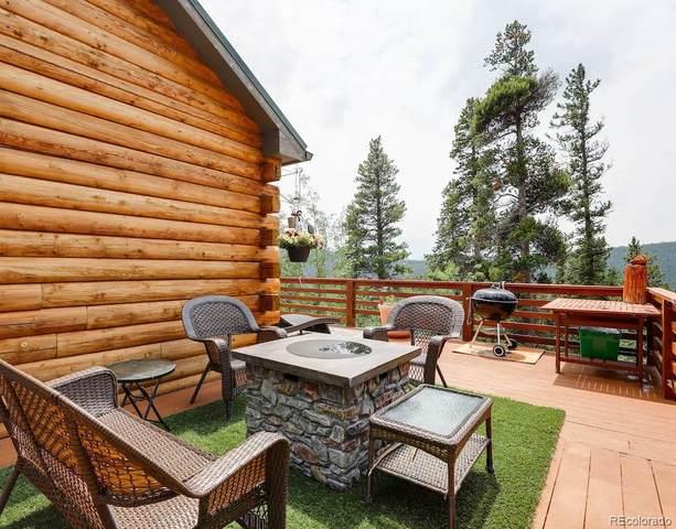 50 Loch Lomond Road, Idaho Springs, CO 80452 (MLS #5450380) :: Bliss Realty Group