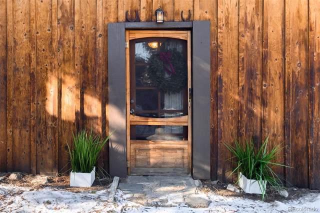 29992 Hilltop Drive, Evergreen, CO 80439 (MLS #5451800) :: 8z Real Estate