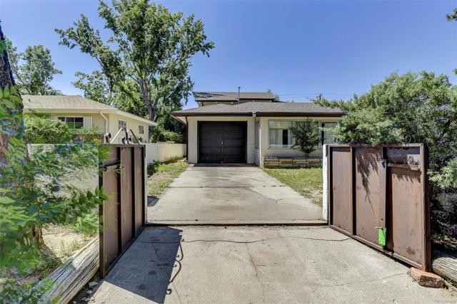 609 Grand Boulevard, Colorado Springs, CO 80911 (#5452035) :: The HomeSmiths Team - Keller Williams
