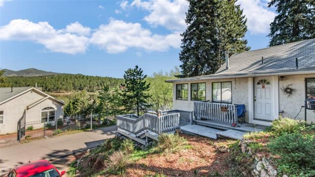 4689 S Blue Spruce Road #1, Evergreen, CO 80439 (#5452160) :: Berkshire Hathaway Elevated Living Real Estate