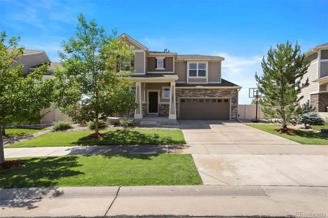 17804 Mimosa Street, Parker, CO 80134 (MLS #5452470) :: 8z Real Estate