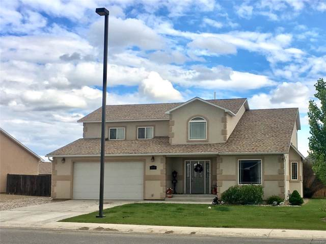 1390 La Mesa Circle, Rangely, CO 81648 (#5452758) :: True Performance Real Estate