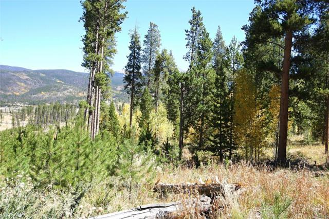 318 County Road 8300, Tabernash, CO 80478 (#5452894) :: Structure CO Group