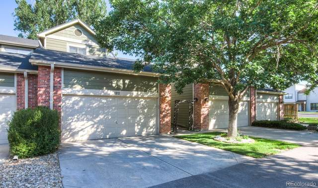 4825 S Ammons Street S #120, Denver, CO 80123 (#5453121) :: Colorado Home Finder Realty