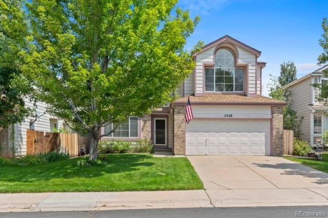 5328 S Jebel Way, Centennial, CO 80015 (#5453309) :: The Peak Properties Group