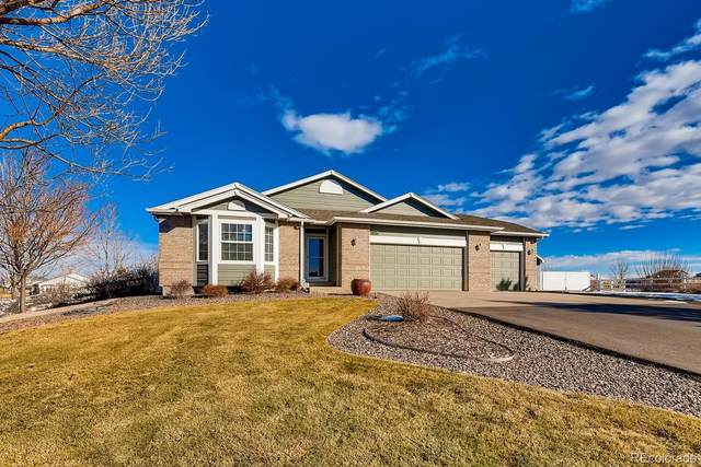 16590 Timber Cove Street, Hudson, CO 80642 (#5453571) :: Stephanie Fryncko | Keller Williams Integrity
