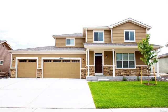 56435 E 25th Avenue, Strasburg, CO 80136 (MLS #5454038) :: Kittle Real Estate