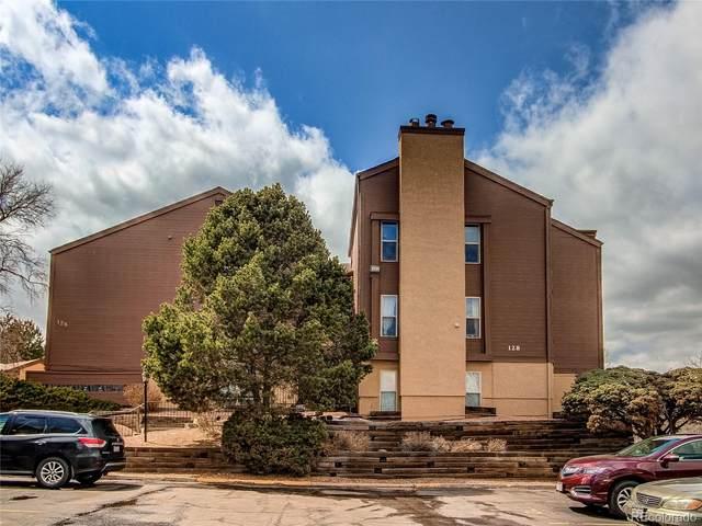 128 W Rockrimmon Boulevard #105, Colorado Springs, CO 80919 (#5454211) :: The Artisan Group at Keller Williams Premier Realty