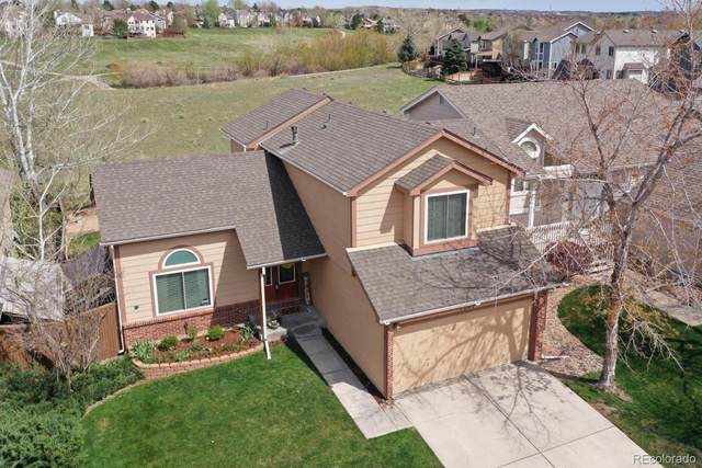 9880 Foxhill Circle, Highlands Ranch, CO 80129 (MLS #5454223) :: 8z Real Estate