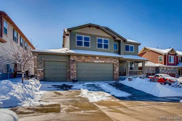 12922 Norway Maple Street, Parker, CO 80134 (#5454230) :: Re/Max Structure