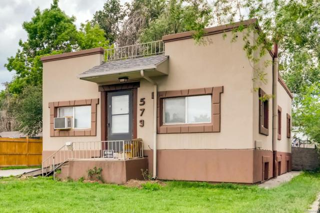 579 S Osceola Street, Denver, CO 80219 (#5454298) :: Bring Home Denver with Keller Williams Downtown Realty LLC