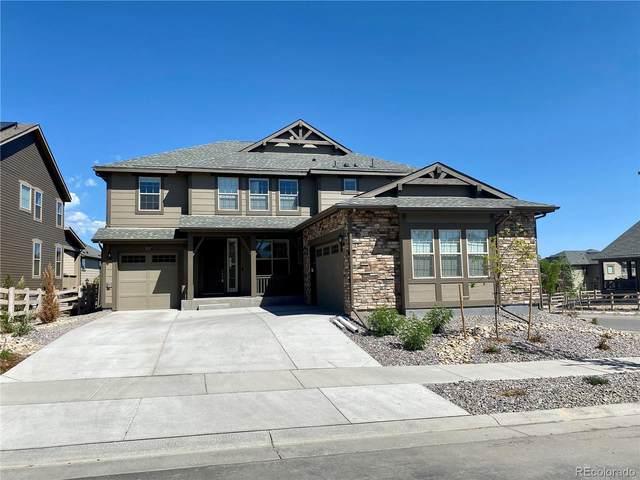 8317 Arapahoe Peak Street, Littleton, CO 80125 (#5454393) :: The Peak Properties Group
