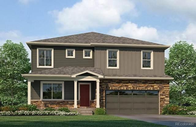 4928 Trails Edge Lane, Castle Rock, CO 80104 (#5454554) :: Mile High Luxury Real Estate